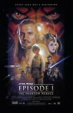"Star Wars movie poster - The Phantom Menace poster 11"" x 17""  - Star Wars poster"