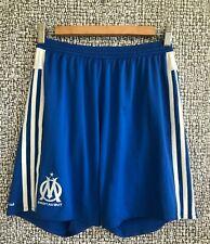 Olympique de Marseille France Football Soccer Training Shorts Adidas Mens Size S