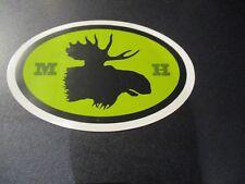MOOSEHEAD Lager moose head STICKER label decal craft beer brewery brewing