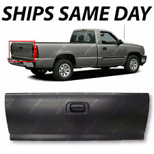 NEW Primered Steel Tailgate W/ Assembly for 1999-2006 Silverado & Sierra Pickup