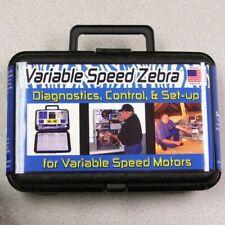 Zebra Instruments Vz 7 Variable Speed Ecm Motor Diagnostics Tester