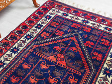 206 x 111 cm  Semi-Antik Türkische Yagcibedir Turkish rug tapis tappeto 17/2