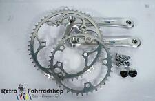 Shimano 600 ultegra fc-6000 vélo de course kurbelset 52-42 KO Top Bj 1987 RAR 170 culte