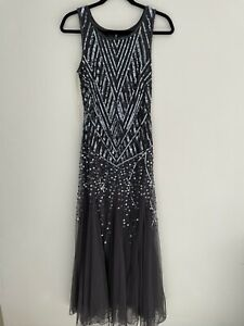 Mr K Sequinned Gown Size 10