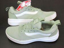 Vans Women's UltraRange Rapidweld Trail Skate shoes Desert Sage Green Size 6.5