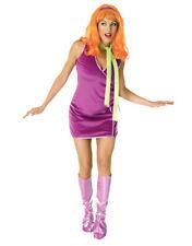 "Womens Daphne Scooby Doo Costume Std (US Size 12) Bust 36-38"" Waist 27-30"""