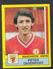 Panini Football 1987 Sticker - No 179 - Peter Davenport - Manchester Utd (S868)