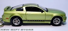 RARE!! KEY CHAIN LEGEND LIME GREEN FORD MUSTANG GT LIMITED EDITION KEY RING NEW