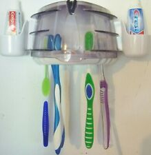 Toothbrush Holder Model T-33,Germfree With Dehumidifying Technology Stops Germs