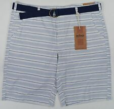 Urban Pipeline NEW Men's Size 40 Flat Front Longer Length Belted Shorts