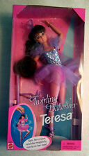 Vintage 1995 Barbie Twirling Ballerina Teresa w/Spin Crown #15299