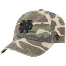 "Notre Dame Fighting Irish NCAA Top of the World ""Heroes"" Adjustable Camo Hat"