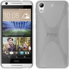 Silikon Hülle für HTC Desire 626 clear X-Style Cover