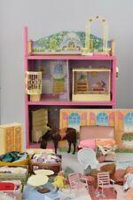 Vintage Sindy Star Home Dolls House & Large Furniture & Accessories Bundle
