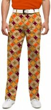 Loudmouth Golf Pants 36 x 34 Havercamps NEW