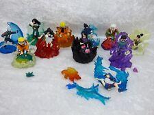 MK2002 NARUTO Superbes Figurines lot de 11 - bundle (6cm x 3cm)