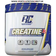 Ronnie Coleman - Creatine-XS 120ser Unflavored Monohydrate 300 gr FREE RM 48