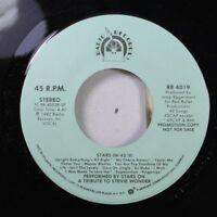Soul Promo 45 Stars - Stars On 45 Iii / Stars On 45 Iii On Radio Records