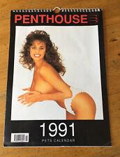 1991 Penthouse Pets Wall Calendar