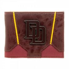OFFICIAL MARVEL COMICS DAREDEVIL SUIT UP COSTUME RED WALLET (BRAND NEW)