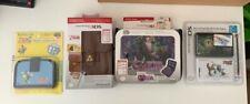 Nintendo Zelda DS/3DS cases lot all brand new