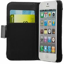iphone 5 leather flip case