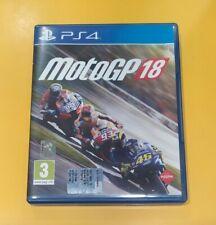 MotoGP 18 GIOCO PS4