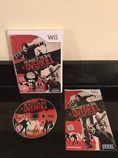 House of the Dead Overkill Nintendo Wii Juegos De Consola De Video Juego En Caja Completa