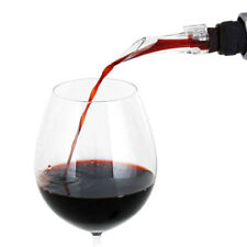 Portable Wine Pourer Acrylic Aerating Pourer Decanter Wine Aerator Spout PoureJR