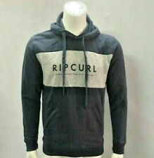 Special Rip Curl Men Youth Hoodie Jumper Sweatshirt Fleece Jumper Navy SZ S-XL