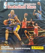 2009-10 Panini Basketball Sticker Box