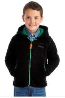 New Boys Regatta High Roller Fleece Hoody Jacket Black 9-10 Years EUR 140 RRP£25