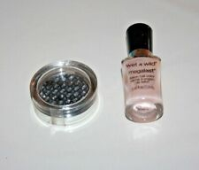 Jordana Eye Glam Cream Eyeshadow #02 + Wet N Wild Nailpolish #203B Lot Of 2 New