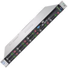 HP ProLiant DL360 Gen9 2x Xeon E5-2650 v4 48x 2,2 GHz 128 GB RAM 4x 300 GB HDD