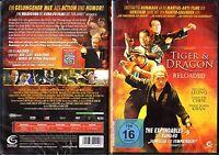 Tiger & Dragon - Reloaded -Kampfkunst Spielfilm DVD !! WENDECOVER - NEU & OVP !!