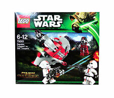 LEGO Star Wars Republic Troopers vs. Sith Troopers 75001 New in Box Mint MISB
