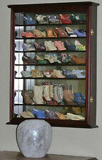 Display Case for Just the Right Shoe, Merry Miniatures and more, Cdsc13-Che