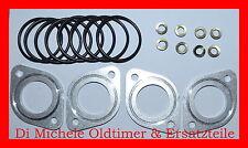2x 40 DCOE Weber Doppelvergaser Schwingungsdämpfer Alu (mount kit for 40 DCOE)