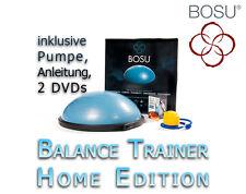 BOSU Balance Trainer Home Edition Ø 65 cm inkl. Pumpe, Anleitung, 2 DVDs NEU+OVP