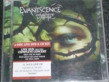 EVANESCENCE - ANYWHERE BUT HOME (2004 - CD+DVD) Haunted, Going Under...
