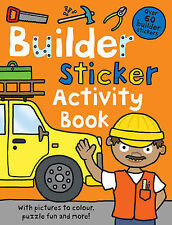 Sticker Pre-School & Early Learning Books in English