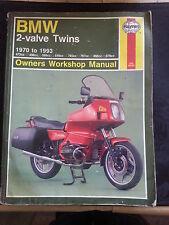 Haynes BMW 2-Valve Twins 1970-1993