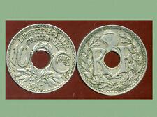 FRANCE   FRANCIA   10 centimes  LINDAUER  1917  ( bis )