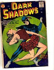 Dark Shadows # 1 Vg 1957 America's Best Comic Book Silver Age Dance Partners Be1
