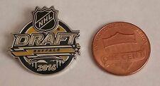 NHL 2016 DRAFT LAPEL PIN