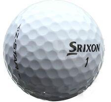 50 Near Mint Srixon Z Star Used Golf Balls + Free Tees
