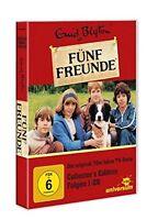 FÜNF FREUNDE - COLLECTOR'S EDITION (MARCUS HARRIS/GARY RUSSELL/+)  6 DVD NEU