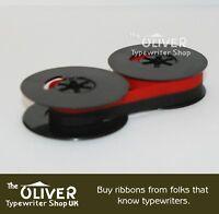 REMINGTON TRAVEL- RITER  Typewriter Ribbon + Spool- Black and Red  *High Quality