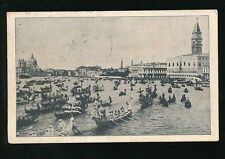 Venice Unposted Printed Collectable Italian Postcards