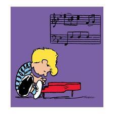 "Peanuts ""Schroeder"" Limited Edition Canvas (44x40"") Animation Art"